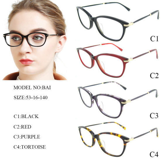 625af4f0858 Italian Design French Eyewear for Women with Ce Certificate pictures    photos