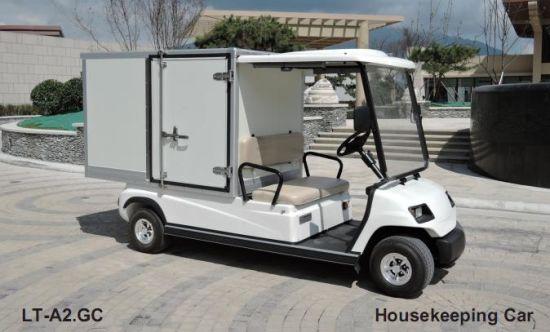 Wholesale 2 Seats Electric Restaurant Car