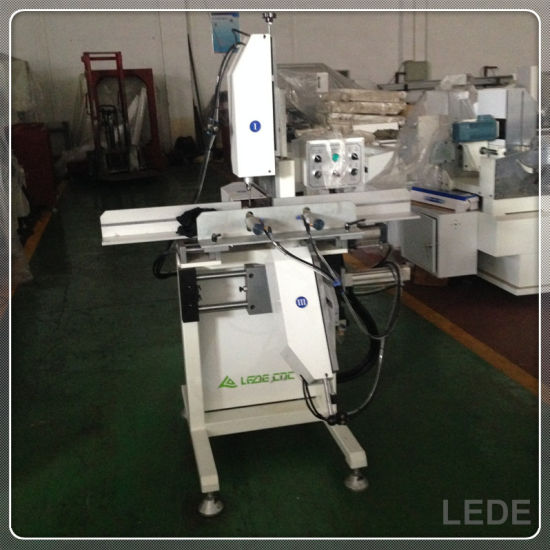 UPVC Windows Machine Automatic Water Groove Milling Machine pictures & photos