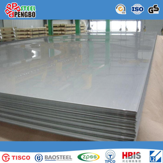 Professional 304L 316L 321 310S 347H Stainless Steel Sheet for Project pictures & photos