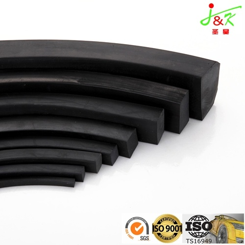 FKM Sponge/Solid Rubber Cord for Windows and Doors, Cars, Decoration pictures & photos