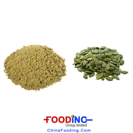 High Quality Organic Protein Powder Pumpkin Seed Protein Manufacturer pictures & photos