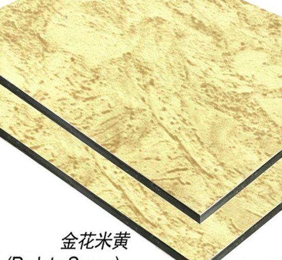 Zwm-T854 Perlato Svevo Aluminum Composite Panel Use for Wall Finishes