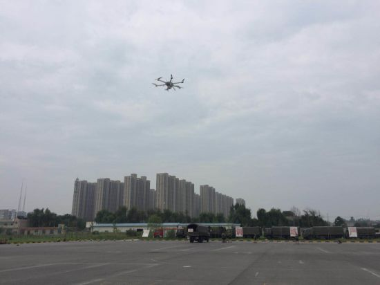 Uav Power Line Inspection 75 Minutes Long Flight Time Hexacopter pictures & photos