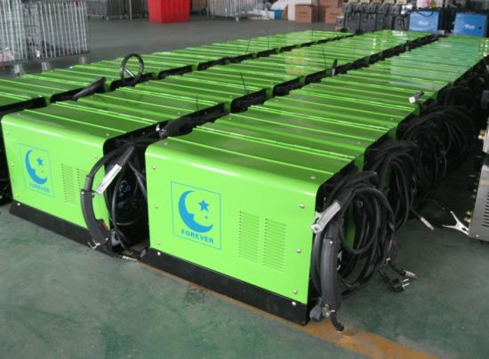 CE Approved Flux Cored Gas Welding Machine pictures & photos
