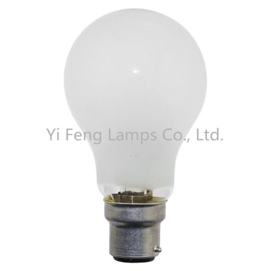 Eco A60 Frost Halogen Lamp with CE, RoHS Approved pictures & photos