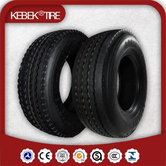 Radial Truck Tire with Good Traction 11r24.5 pictures & photos