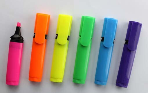 Highlighter Marker for School Stationery pictures & photos