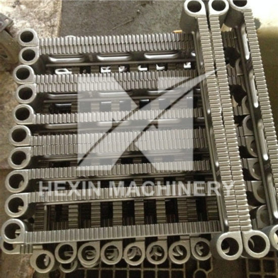 Investment Casting Bars Frame Side for Cast Fixture Hx61034
