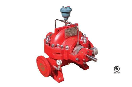 UL List Centrifugal Fire Fighting Water Pump