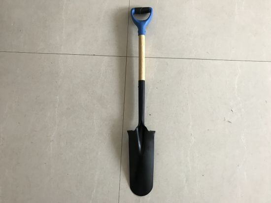15 Degree Grip Wooden Handle Shovel pictures & photos