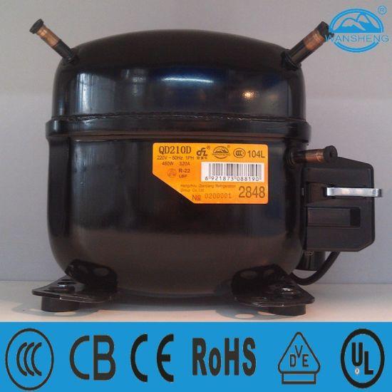 China Upright Refrigerator Compressor Qd210d - China Price