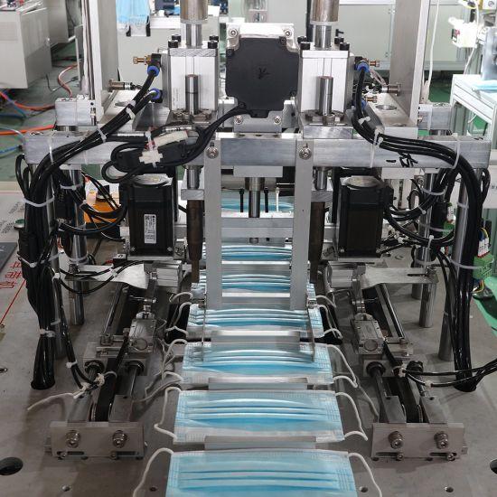 Full Automatic Face Mask Making Machinery