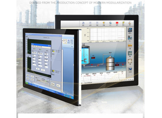 Embedded 19 Inch Capacitive Touch Screen TFT LCD Touch Screen Display