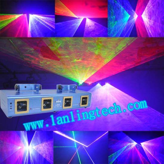 Four Lens Laser Light, Stage Laser Light (L2718)