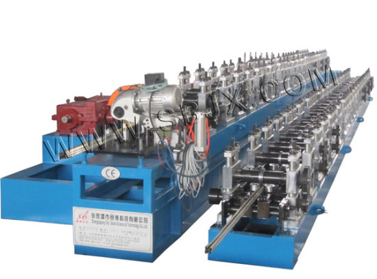 Quick Interchangeable Roll Forming Machine