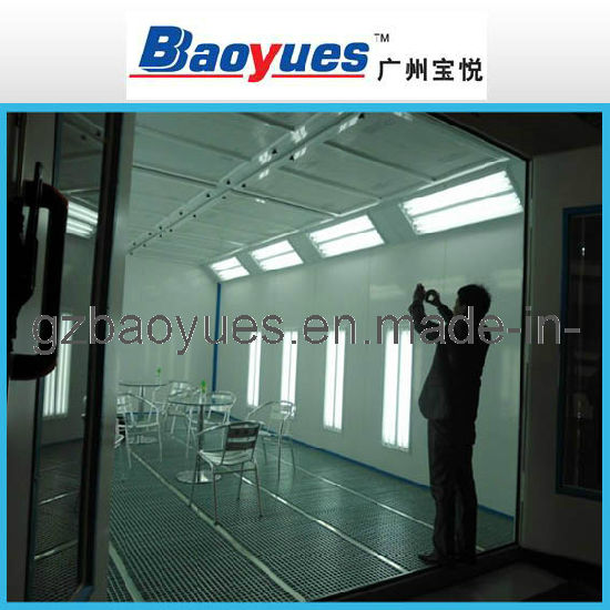 Car Spray Booth, Spray Paint Oven (CE, Professional Manufacturer) pictures & photos