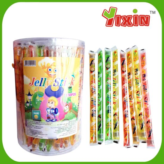 Fruit Flavor Jelly Stick Candy