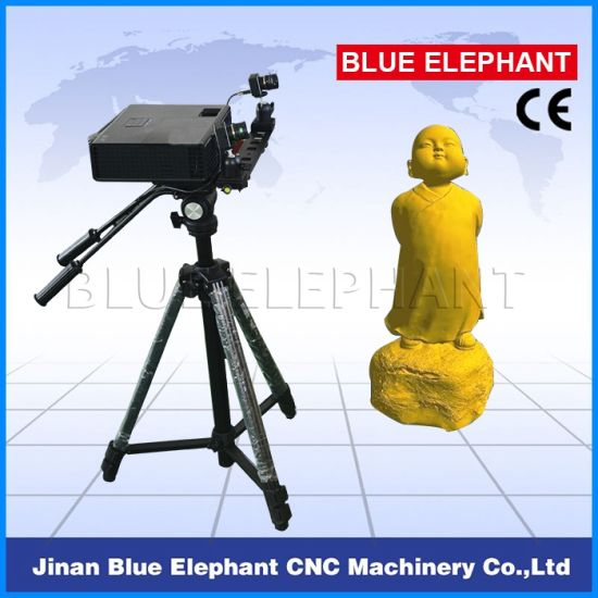 3D Scanner for CNC pictures & photos