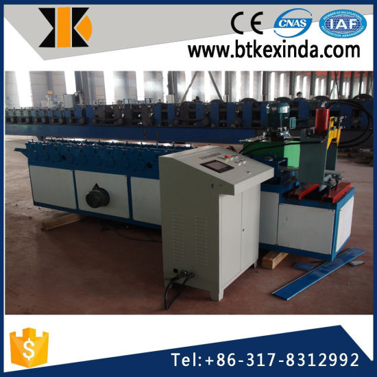Kxd Galvanized Steel Roller Shutter Door Tile Making Machine pictures & photos
