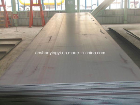 Good Quality Steel Plate Sheet Hot Rolled/Cold Rolled pictures & photos