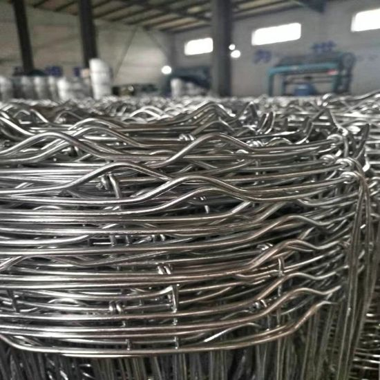Galvanized Cattle Fence Wholesale Metal Mesh