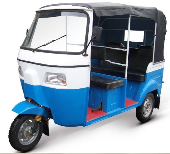 Bajaj Re205 Passenger Taxi Tuktuk Tricycle Trike 150cc-250cc (HD175ZK) pictures & photos