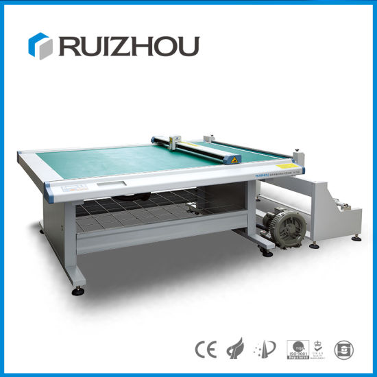 Digital Garment Paper Pattern Cutting Machine (RZCAM-1509AF) pictures & photos