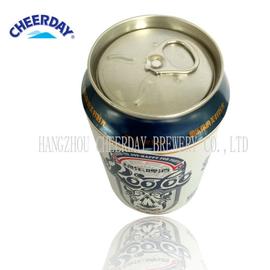 Abv3.6% 330ml Wholesaler OEM Canned Weissbier Beer pictures & photos