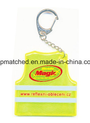 3m Vest Soft Reflective Keychain for Promotional Gift pictures & photos