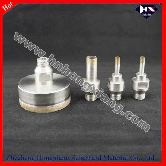 Glass Cutting Diamond Drill Bit Hole Saw pictures & photos