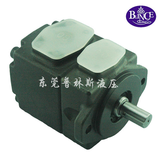 High Pressure PV2r1 Series Heavy Duty Hydraulic Pump pictures & photos
