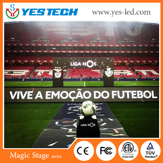 Super Slim P5.9mm Sports LED Rental Display for Sporting Events