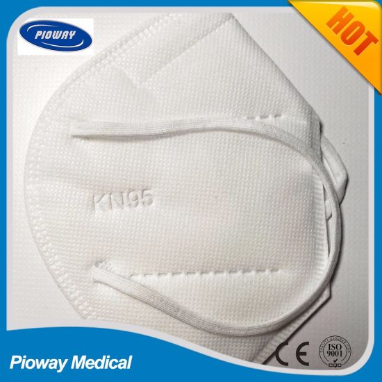 Fast Delivery High Effective 4-Ply Kn95 Ffp2 Disposable Protective Face Mask