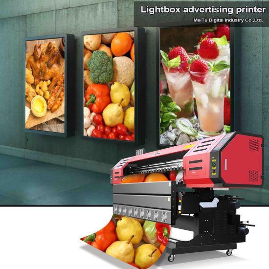Mt Refretonic Digital Inkjet Large Format Outdoor Eco Solvent Printing Machine