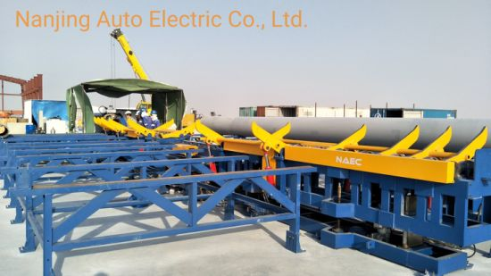 Pipeline Double Joining Welding Fitting up Machinery