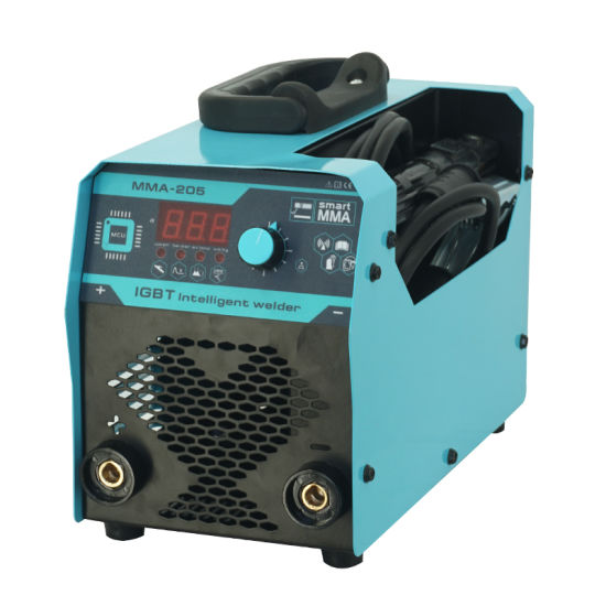 Portable Arc Force Zx7 MMA TIG 200A Welder with Vrd