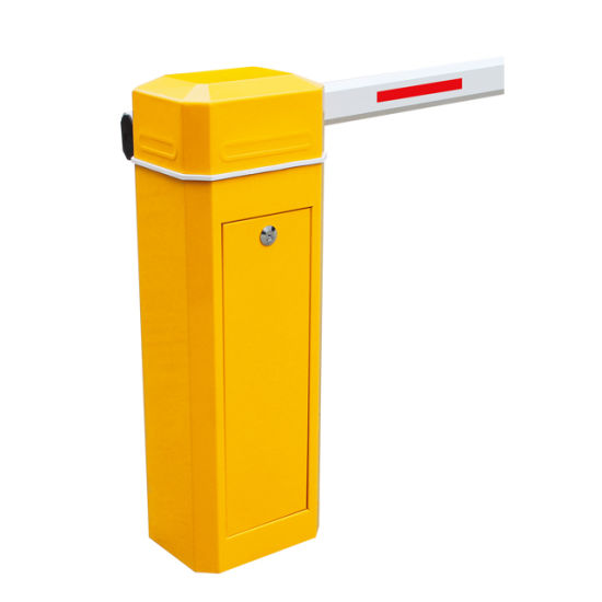 Automatic Road Traffic Barrier Gate BS-406 Baisheng Barrier Parking System