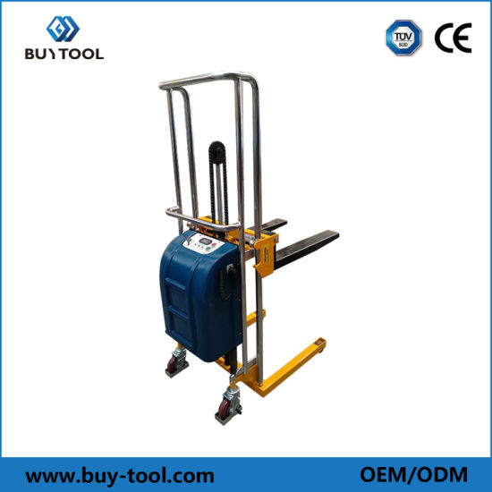 Ej4150 Electric Pallet Lift Stackers for Industry Use