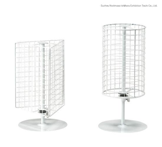 Wire Grid Rack Displays, Grid Wall Panels, Grid Spinning Racks