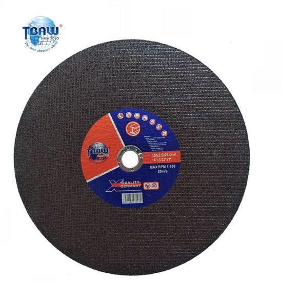 14 Inch 350mm 355mm Double Nets Metal Abrasive Cutting Wheel Cut off Disc