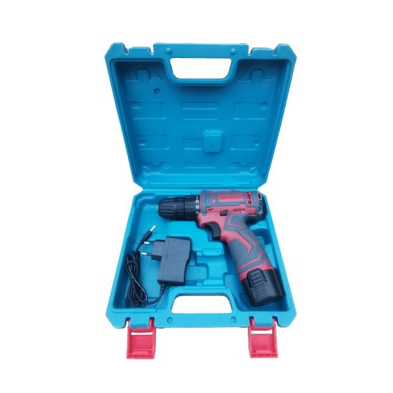 Good Quality Factory Supplied 12V Li-ion Battery 10mm Codless Drill