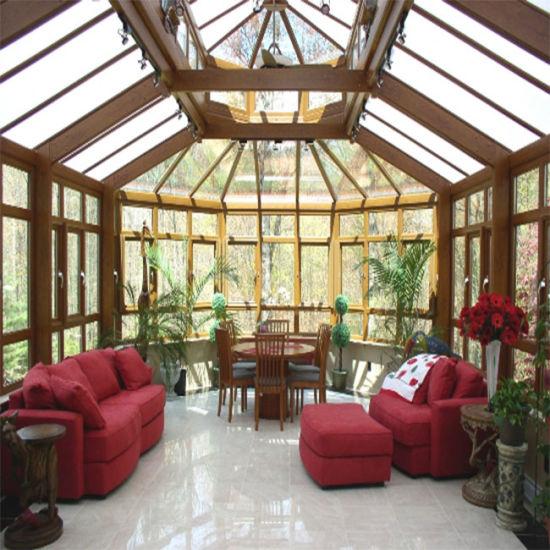 Modern Design Garden Aluminum Window Sunroom with Cheap Price