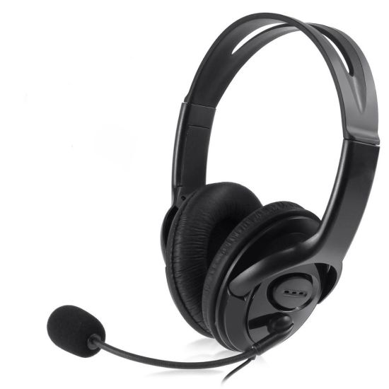 China Favorable Price Over Ear Gaming Headset With Microphone For Ps4 Mobile Phone And Xbox China Ps4 Gaming Headset And Stereo Headphone Price
