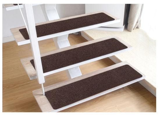 Self Adhesive Non Slip Stair Treads Rug
