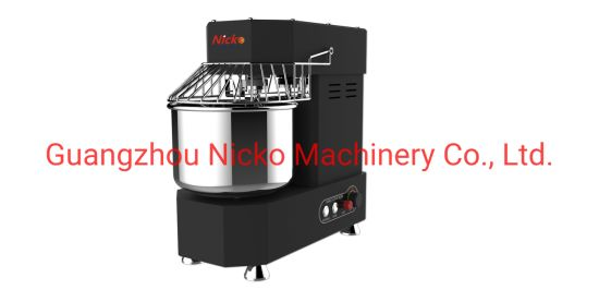 Baking Machine 5L Spiral Dough Mixer for Processing of Bread, Cake, Pizza