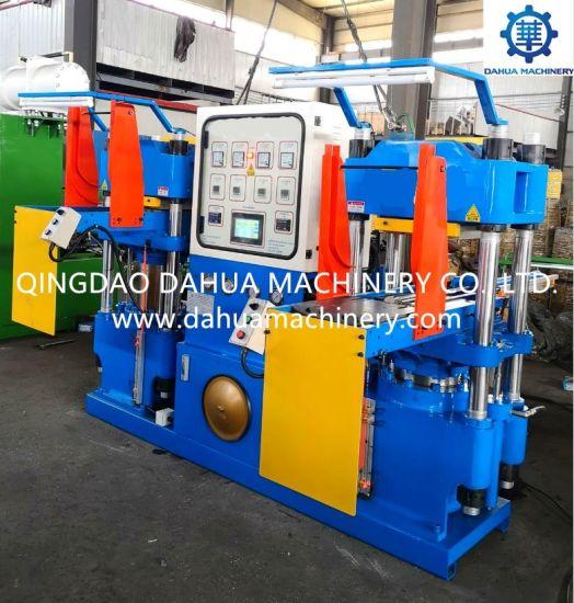 Automatic 150ton Compression Molding Vulcanizing Rubber Mould Press Machine