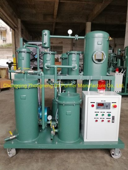 Vacuum Type Lube Oil Purifier for Industrial Oil Purification