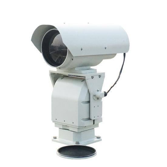 High Resolution PTZ Thermal Imaging Night Vision Camera