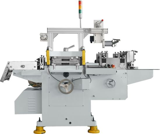 Film, Label Automatic Die Cutting Machine with High Quality